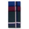 Schnupftabak und Tradition - Stofftaschentuch für Herren